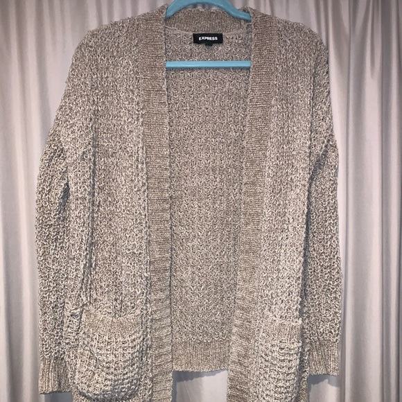 Express Sweaters - ❌SOLD❌ Express cardigan